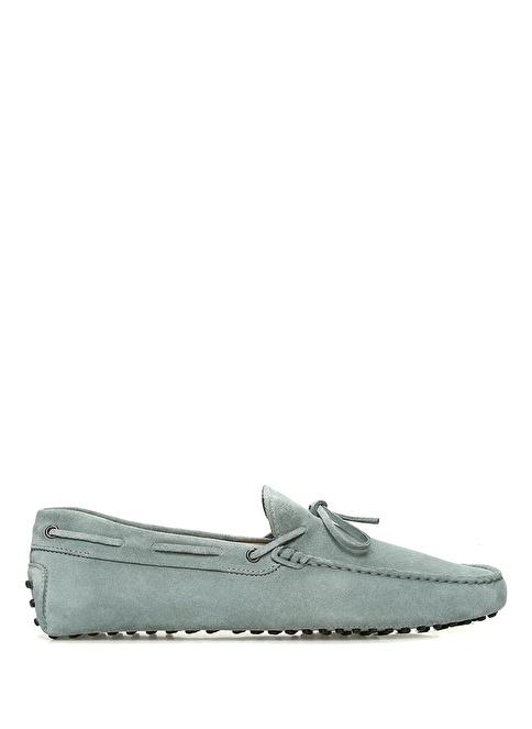Tod's Deri Ayakkabı Yeşil